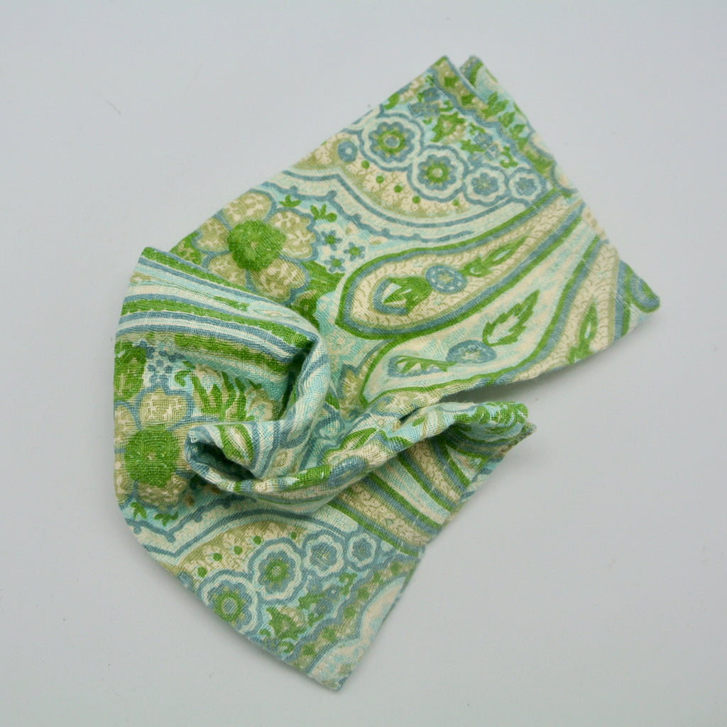 April Cornell Dish Cloths Kashmere Paisely at Twang and Pearl