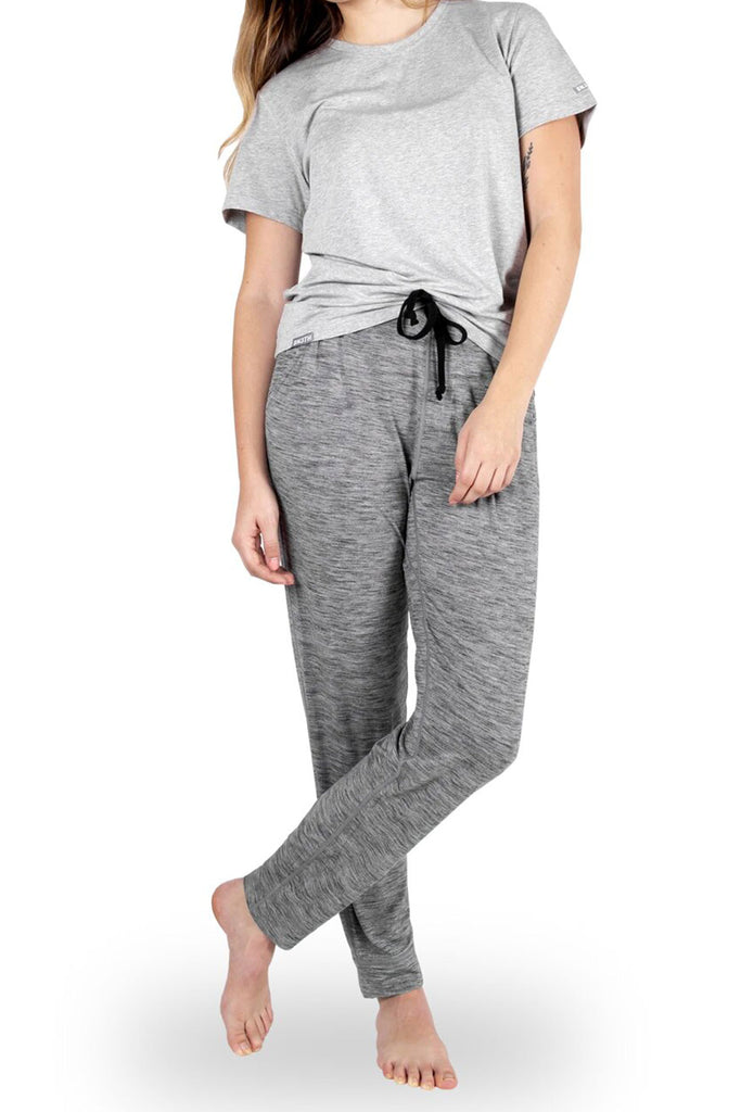 Pajamas, Loungewear - BN3TH Pajama Pants in Heather Grey