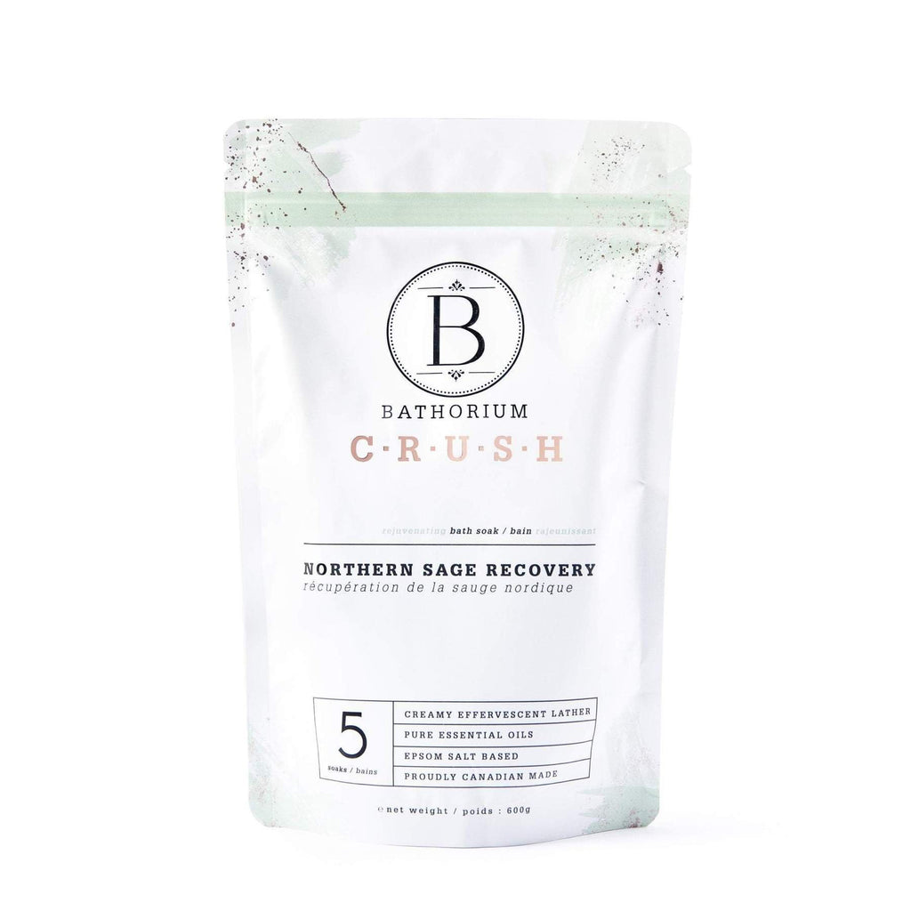Bathorium Northern Salge Recovery Bath Soak, 600 g
