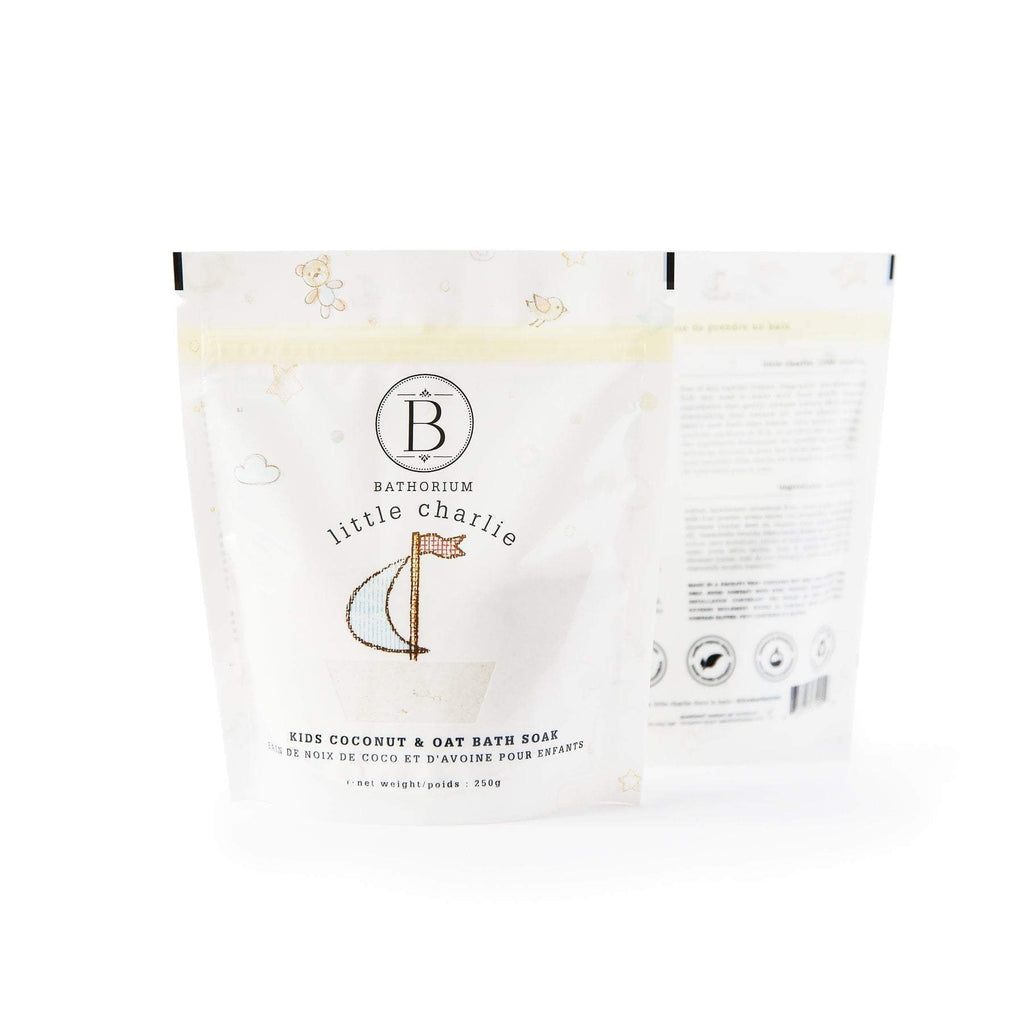 Little Charlie Bathorium Bath Soak at Twang and Pearl