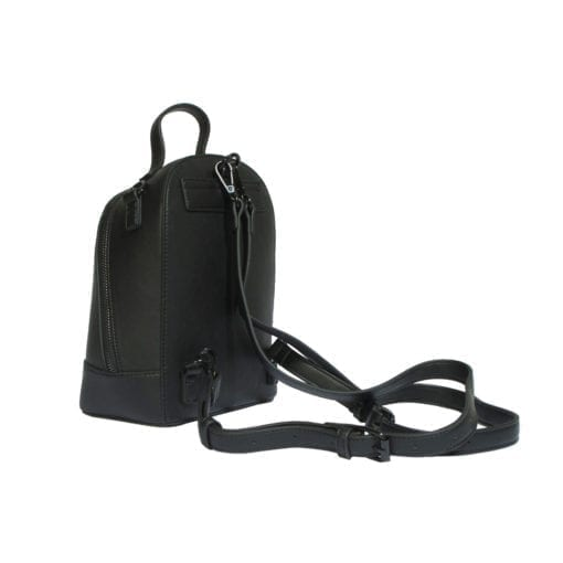 twang and pearl pixie mood cora backpack small black