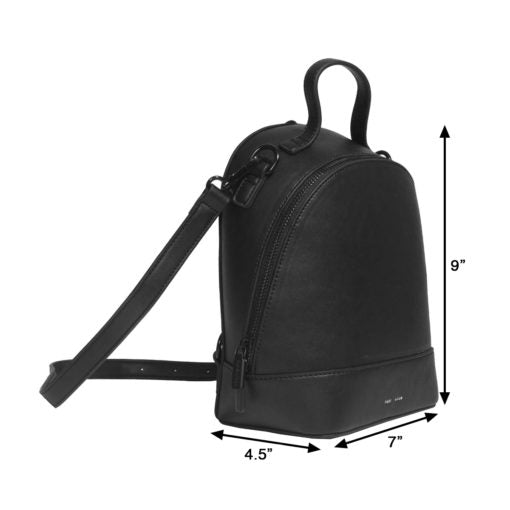 Pixie Mood - Cora Backpack Small - Black