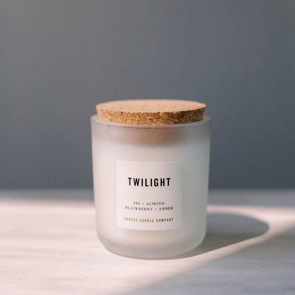 Canvas Candle Co. - Signature - Twilight