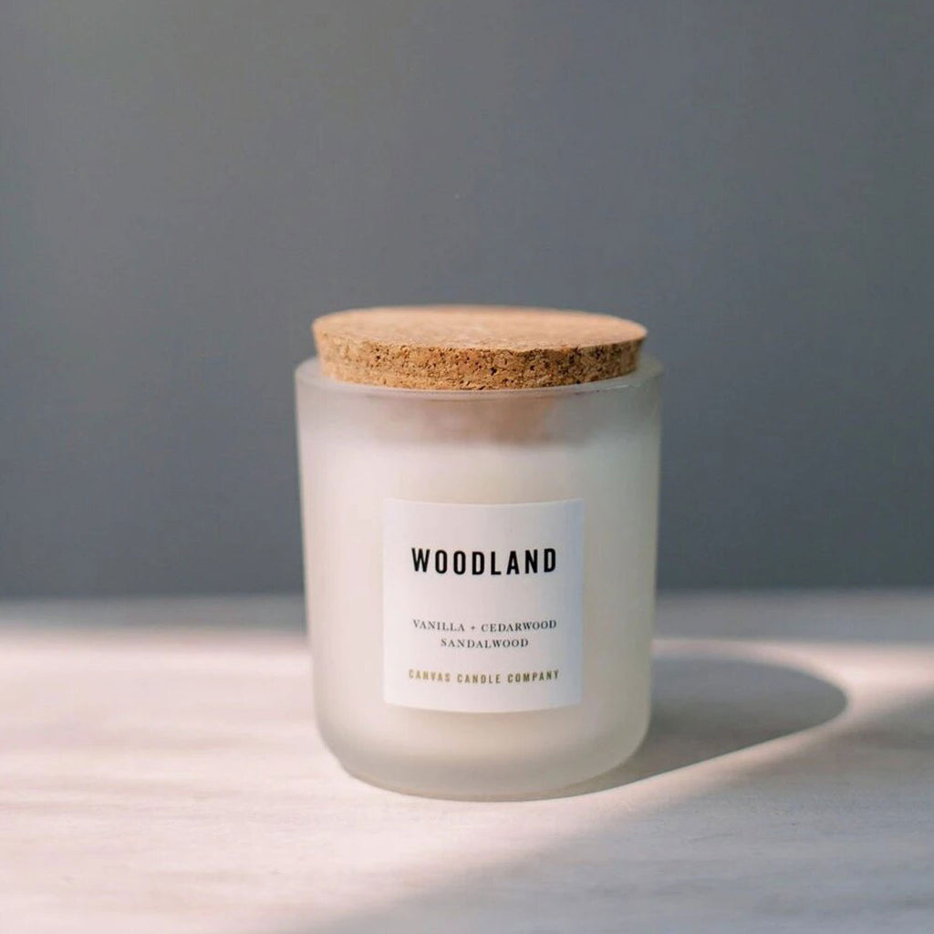 Canvas Candle Co. - Signature - Woodland