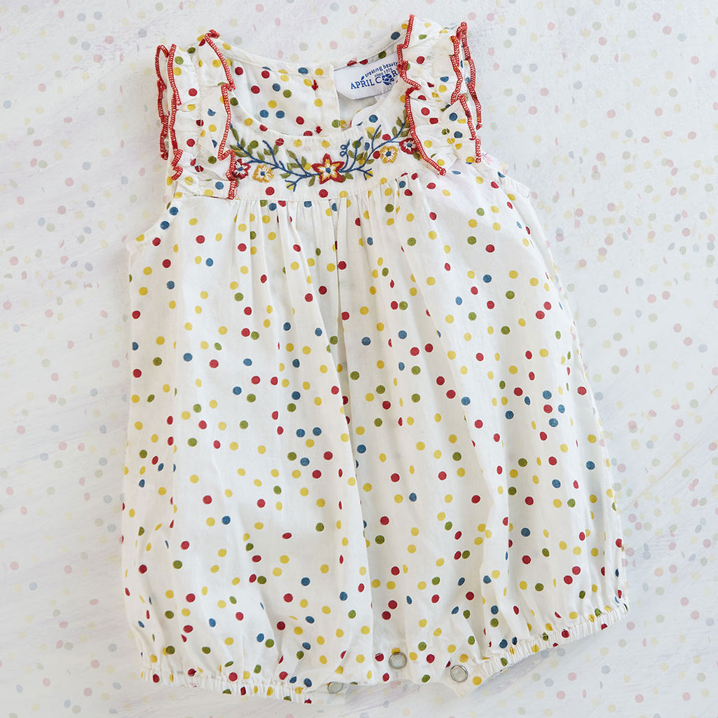 April Cornell Confetti Baby Bubble at Twang and Pearl