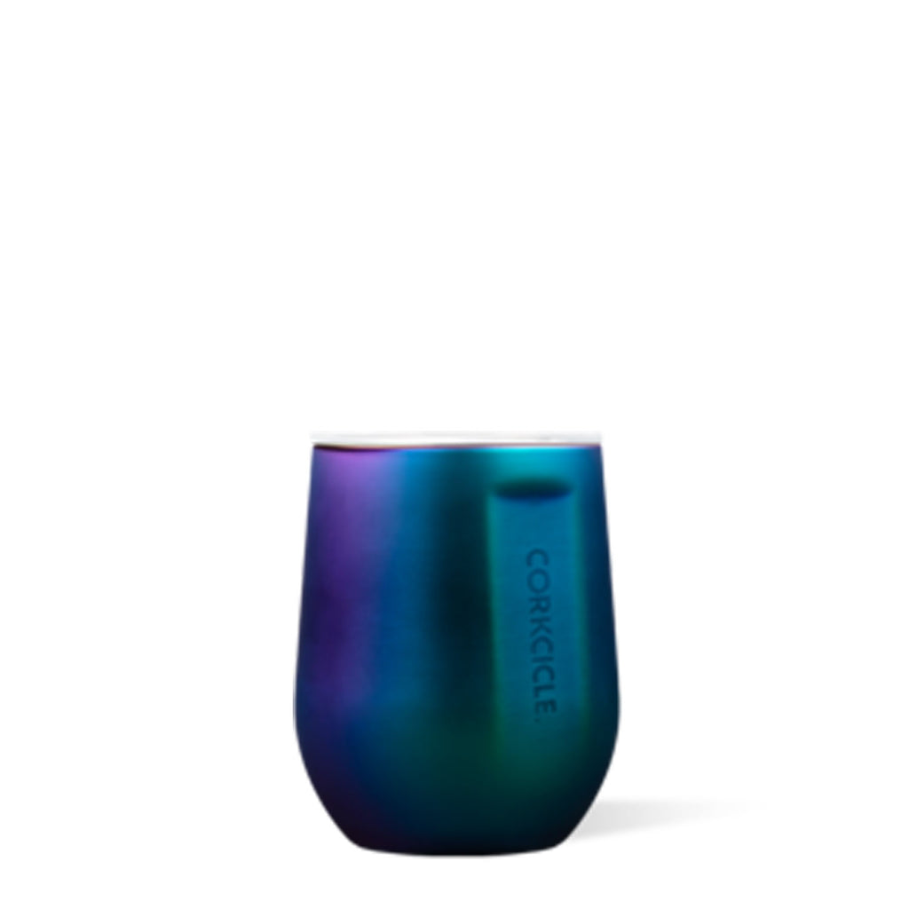 corkcicle stemless tumbler dragonfly at twang and pearl