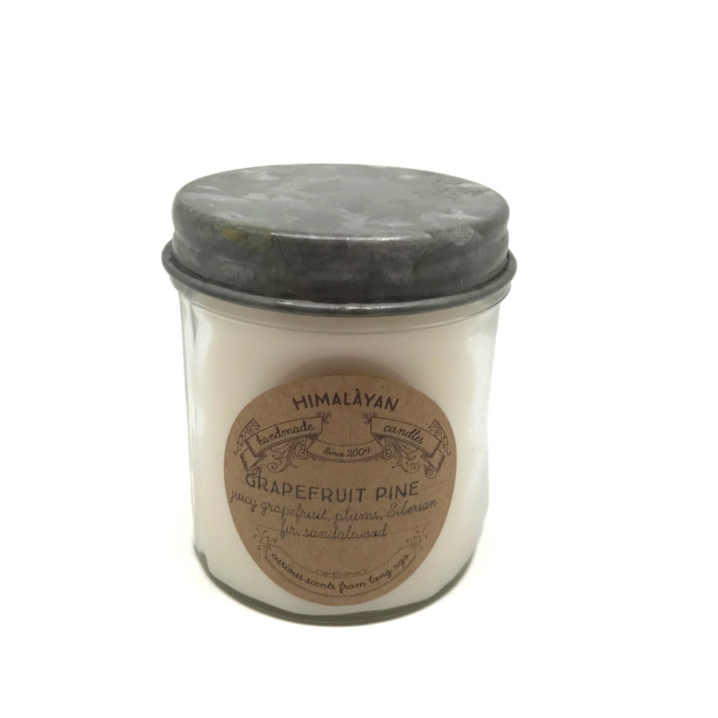 Himalayan Handmade Soy Candles - Curiosity Jar - Large