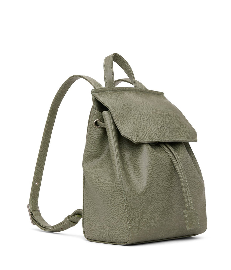 Matt & Nat - Mumbai Backpack Small - Matcha