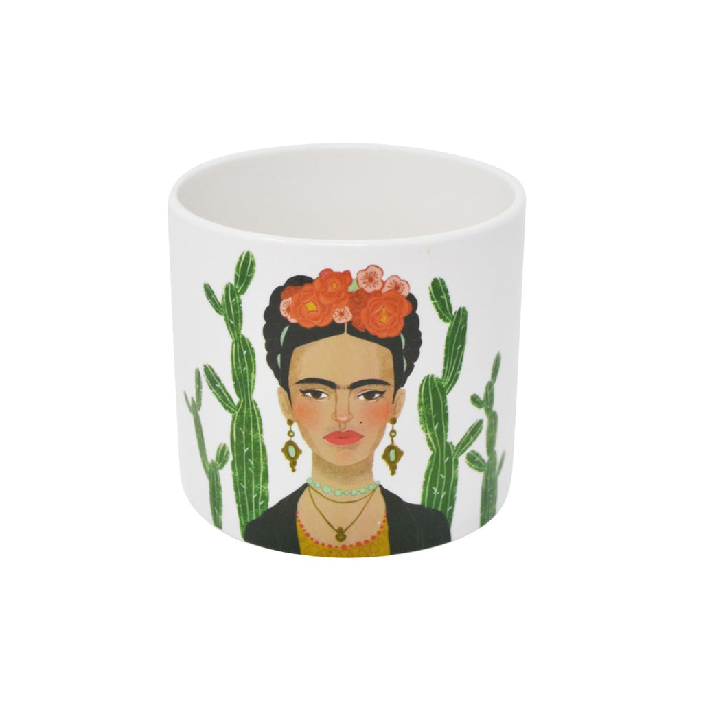 Ceramic Frida Planter Pot