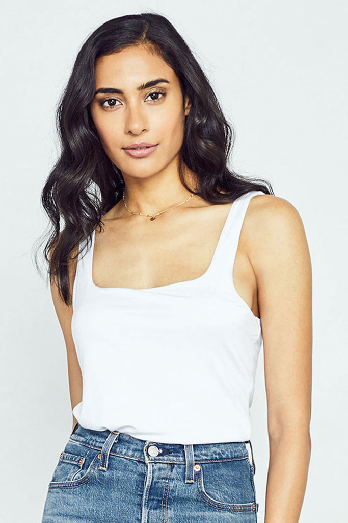 gentle fawn belize tank white at twang and pearl