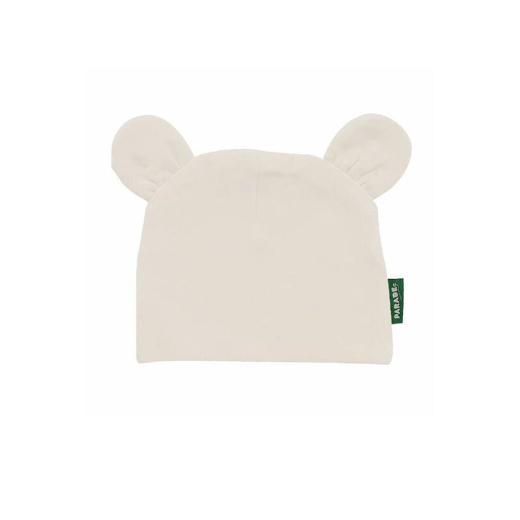 twang and pearl parade baby bear hat natural