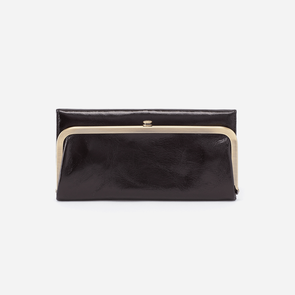 hobo wallet rachel black at twang and pearl