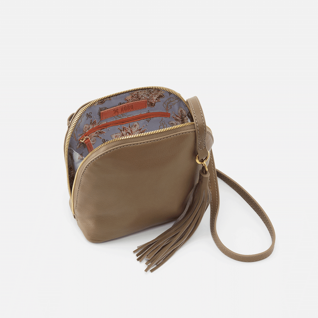 Hobo Bag - Nash Greystone - Velvet Hide