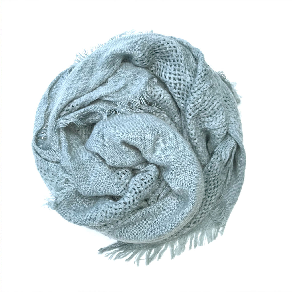 Jackson Rowe Olive Scarf Fog at Twang and Pearl