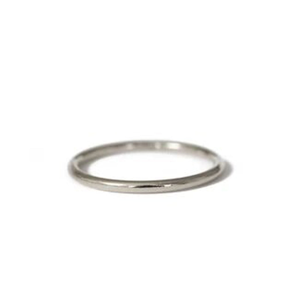Lisbeth Jewelry Simone Band Ring Sterling Silver