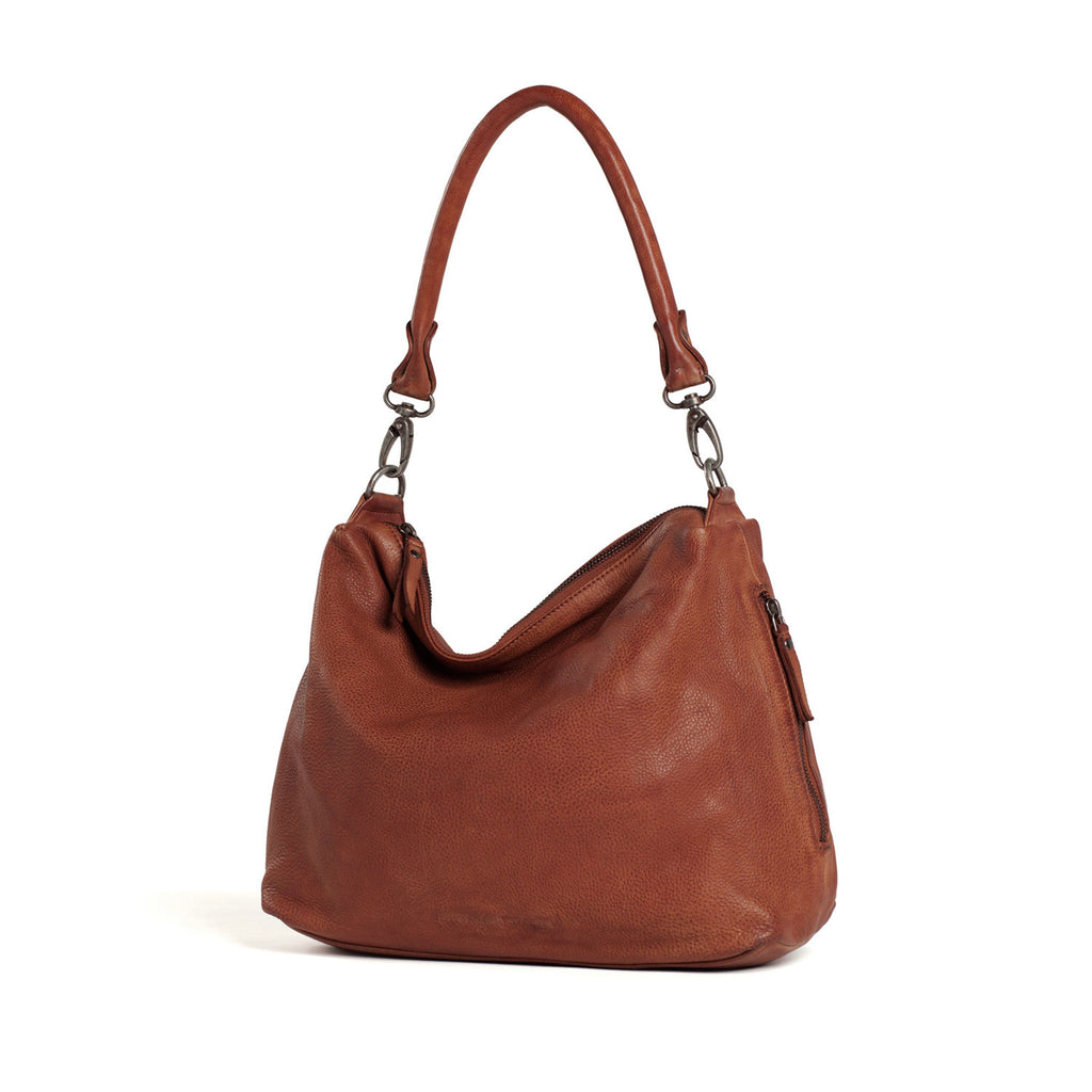 Sticks and Stones Marbella Bag Mustang Brown at Twang and Pearl