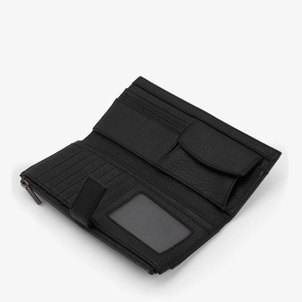 Matt and Nat Motiv Wallet in Black at Twang and Pearl