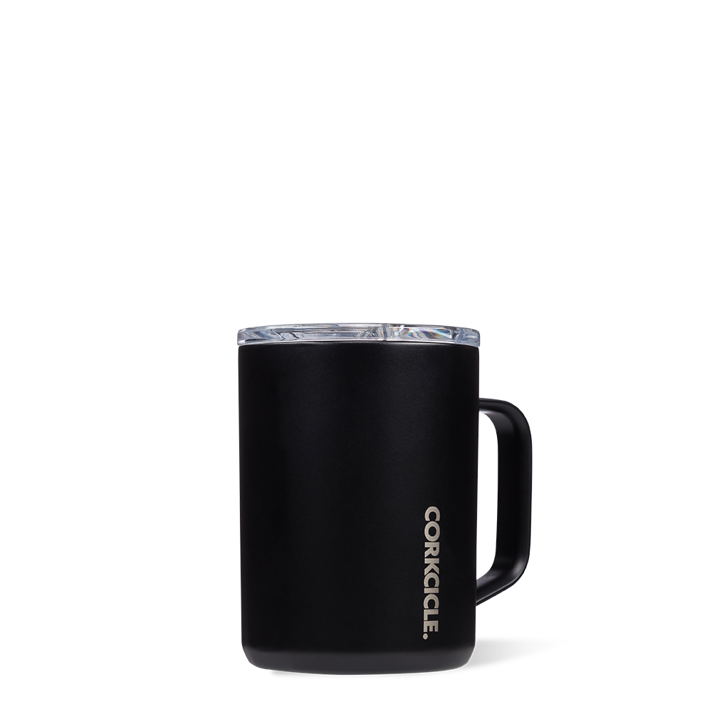 twang and pearl corkcicle mug black