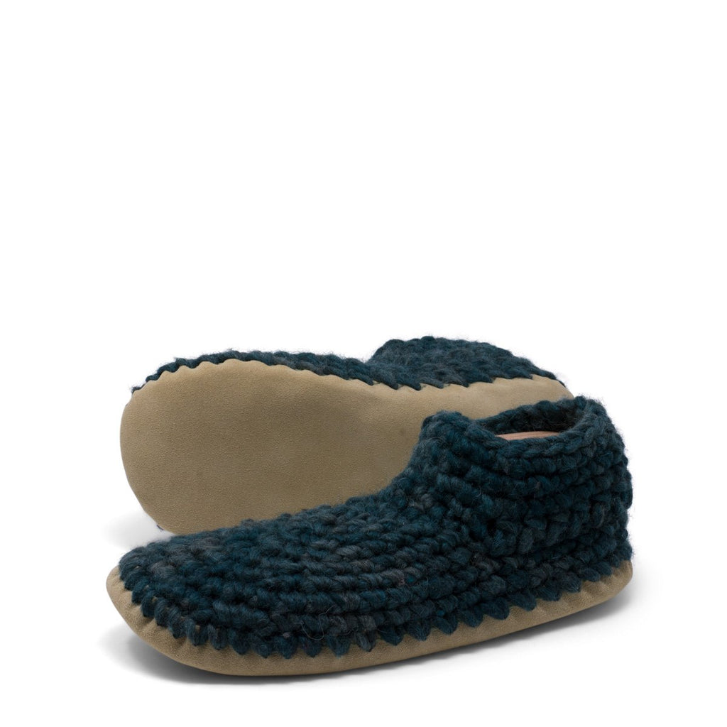 Padraig Slippers for Men Forest at Twang and Pearl