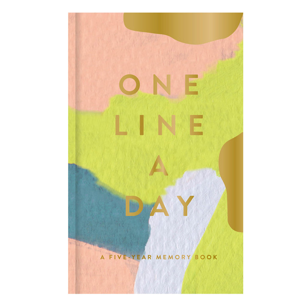 Chronicle Books - One Line A Day - Modern