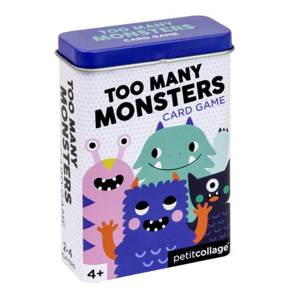 Petit Collage Monster Card Game