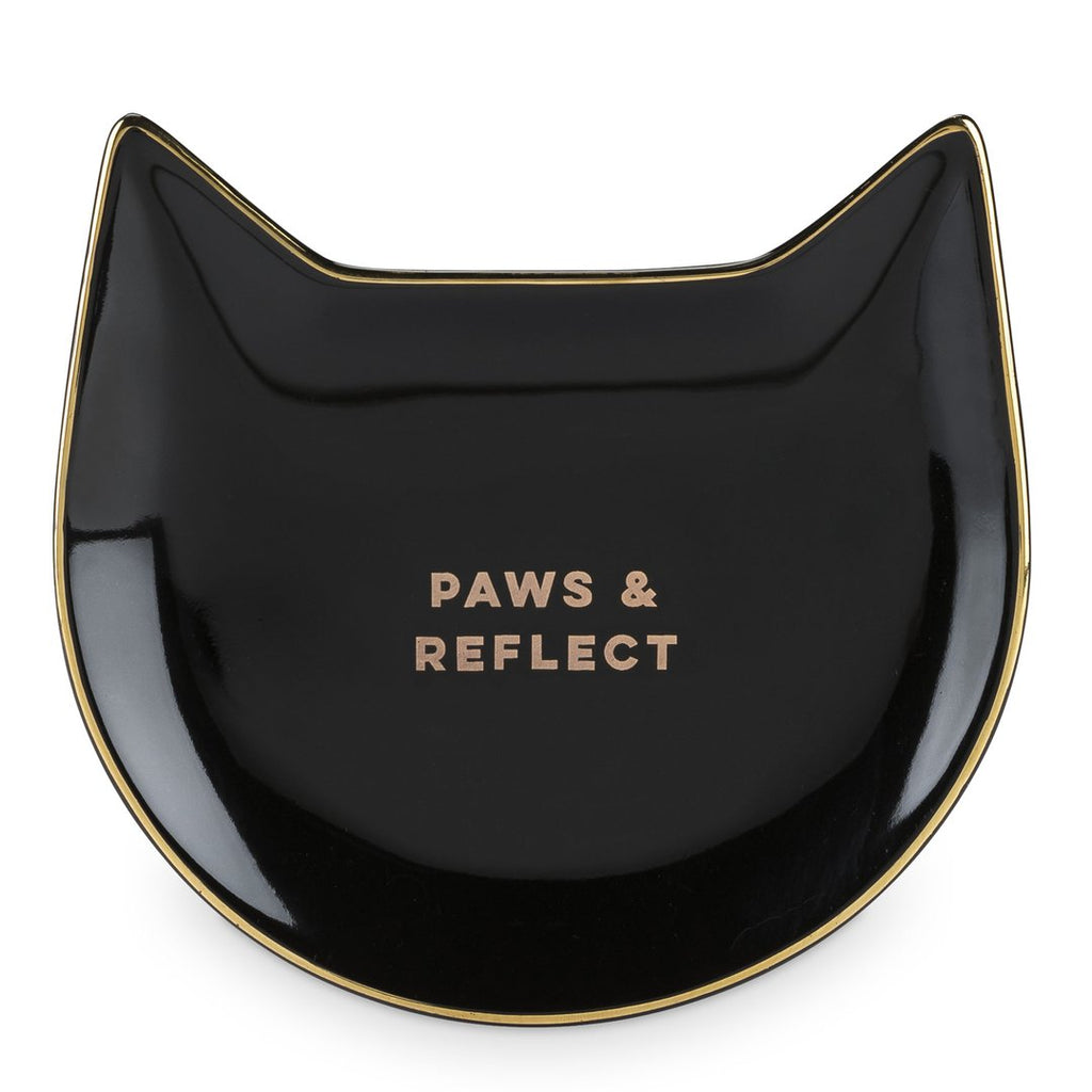 Pinky Up Cat Tray Paws and Reflect at Twang and Pearl