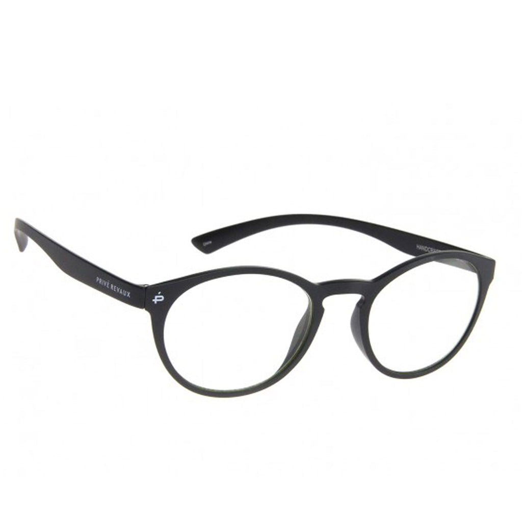 Prive Revaux - The Plato - Blue Light Glasses - Black