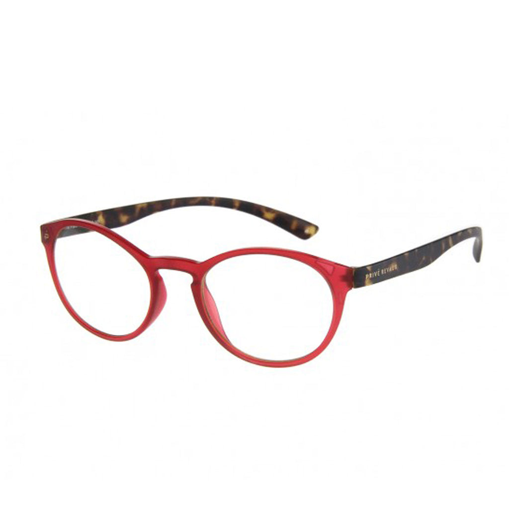 Prive Revaux - The Plato - Blue Light Glasses - Red