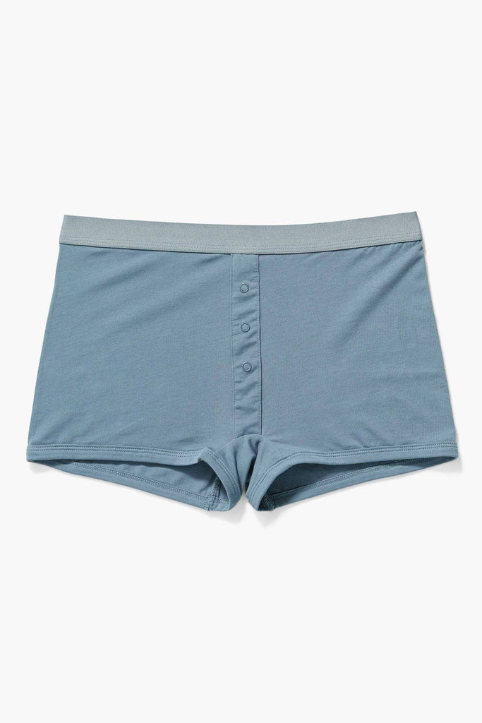 RicherPoorer Femme Boxer Blue Mirage at Twang and Pearl