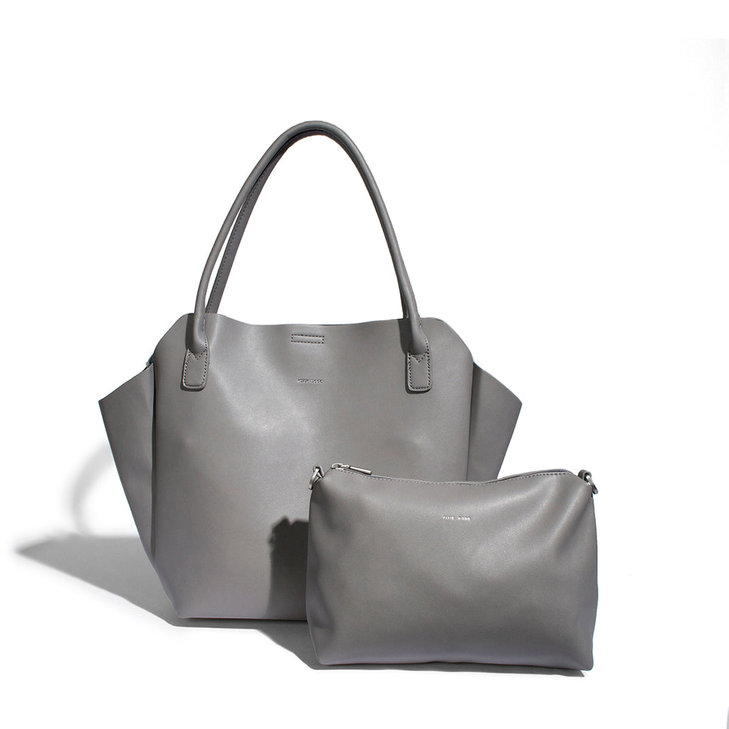 Pixie Mood - Rachel Tote Small - Light Grey