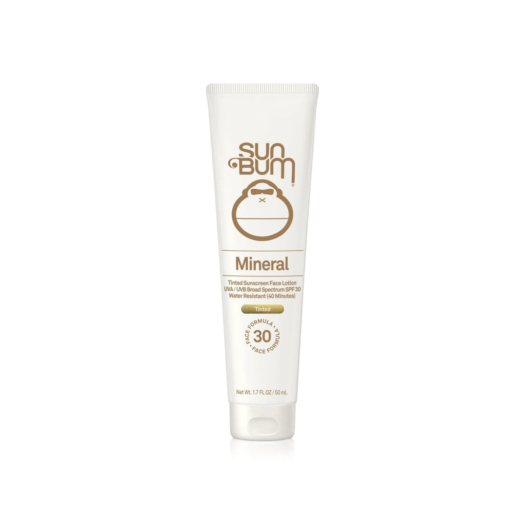 Sun Bum Mineral Tinted Sunscreen Lotion SPF 30 at Twang and Pearl