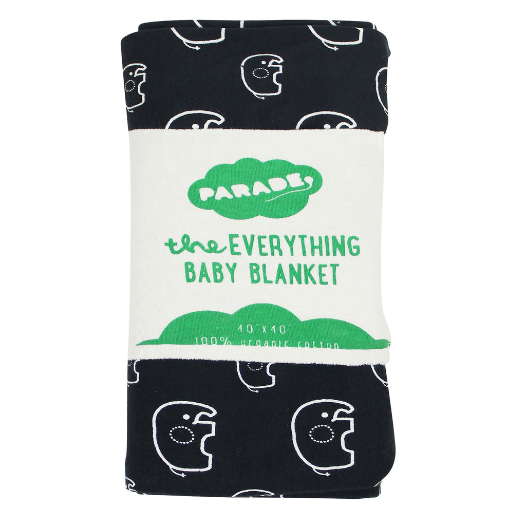 Parade Everything Baby Blanket Elephants at Twang and Pearl