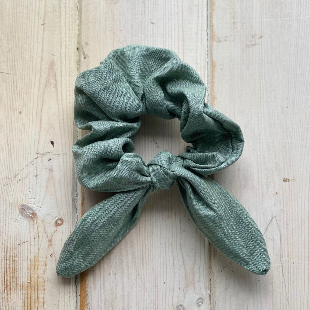 End of Her Rope - Knotted Scrunchies (Various Colours)