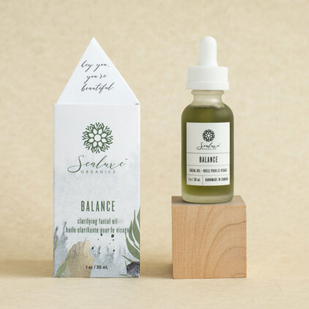 Sealuxe - Facial Oil - Balance