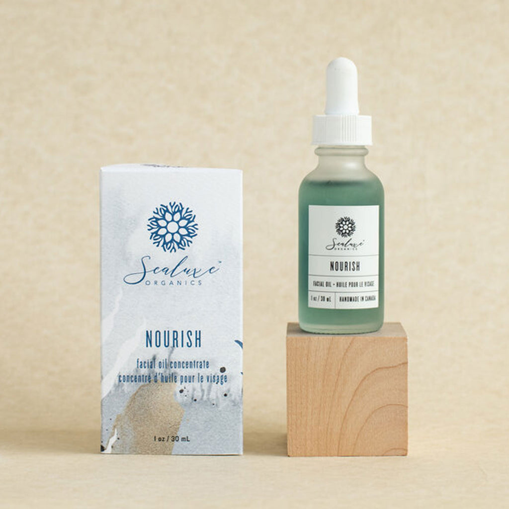 Sealuxe - Facial Oil - Nourish
