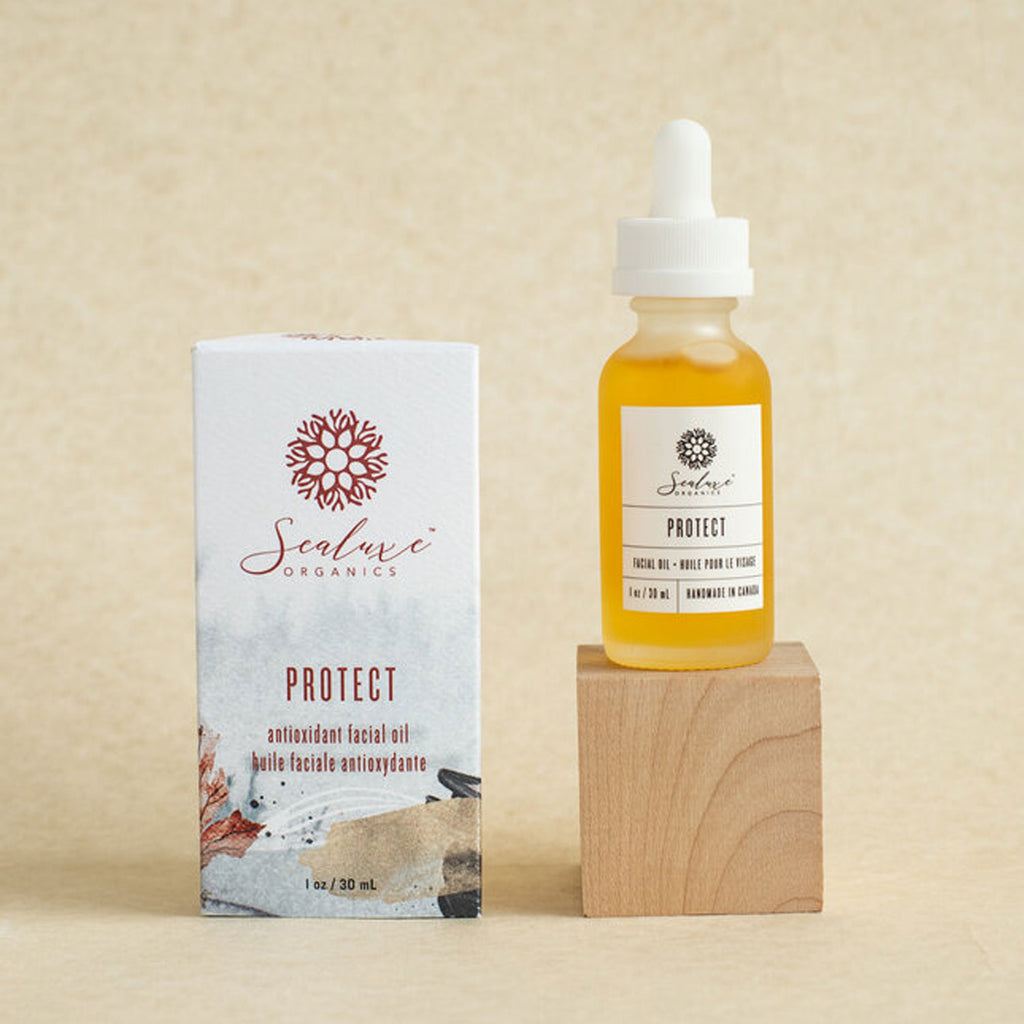 Sealuxe - Facial Oil - Protect
