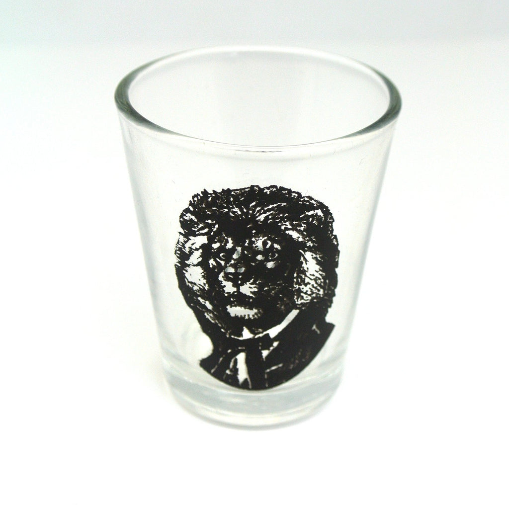 Spitfire Girl Shot Glasses Animal  Menagerie at Twang and Pearl