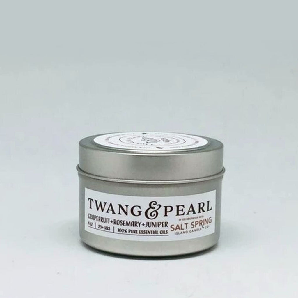 salt spring island candle co twang scent twang and pearl