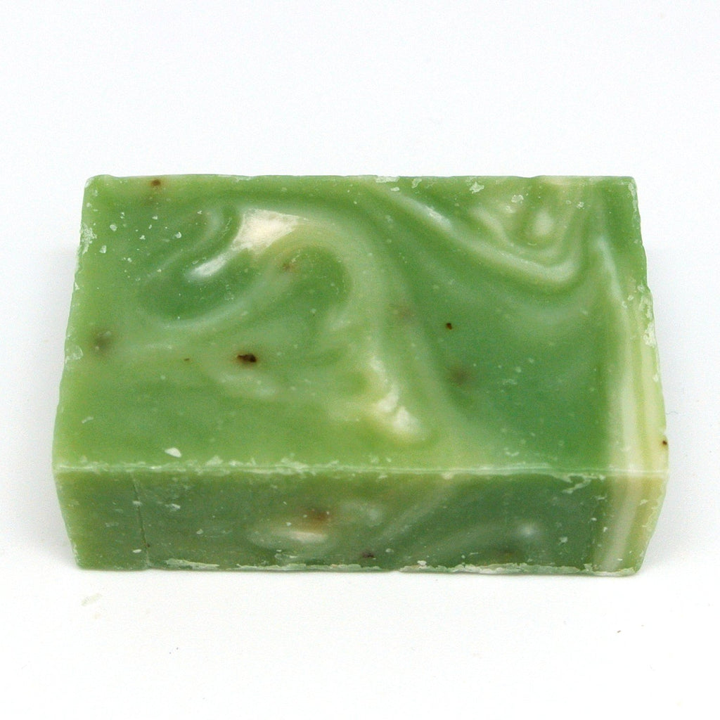Natural Thai Soap Sweet Basil at Twang and Pearl
