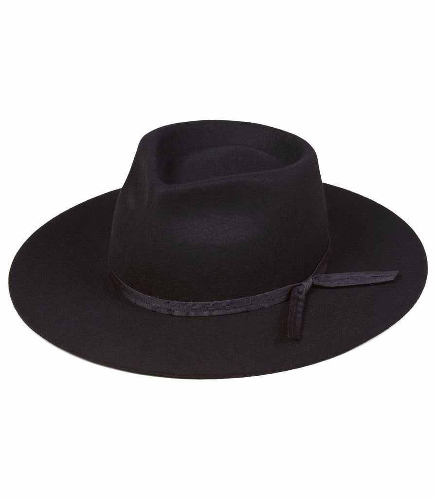 Lack of Color - Jethro Fedora Hat - Black