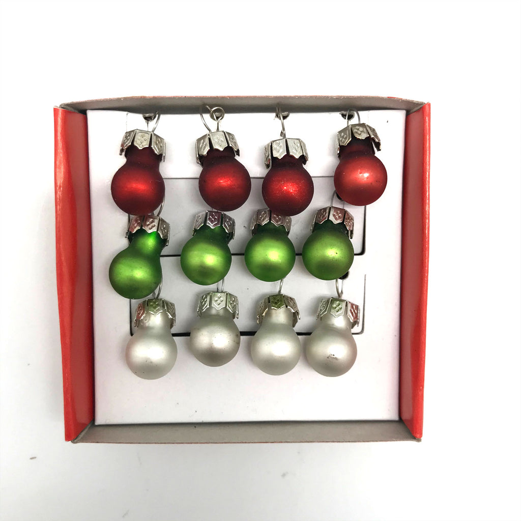 Tiny Multi Cheer Ornaments