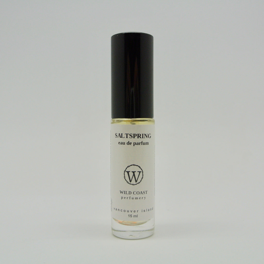 wild coast perfumery salt spring island in 15ml at twang and pearl