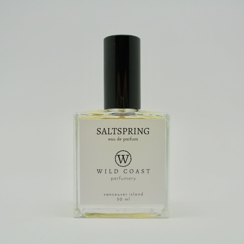 wild coast perfumery salt spring island in 50ml at twang and pearl