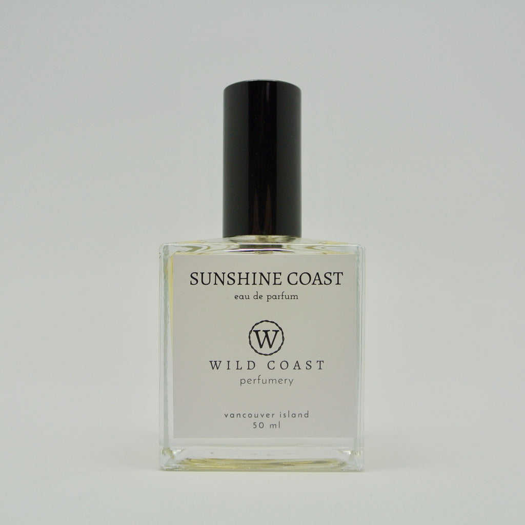 wild coast perfumery eau de parfum 50ml sunshine coast at twang and pearl