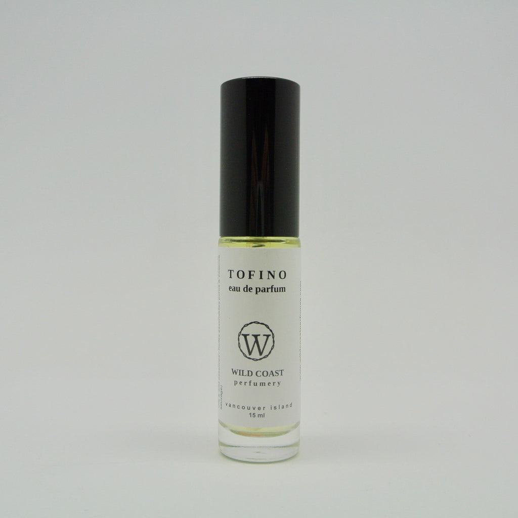 wild coast perfumery eau de parfum 15ml tofino at twang and pearl