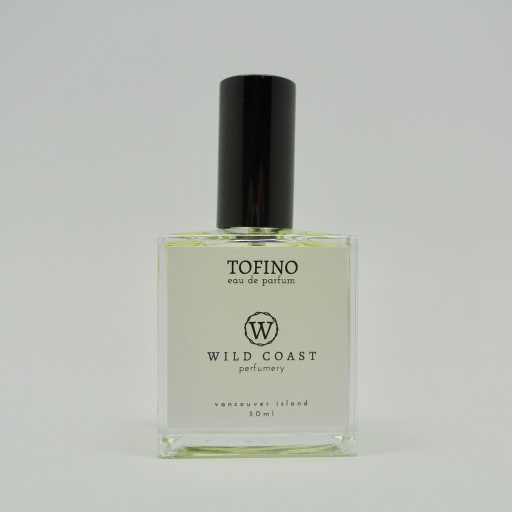 wild coast perfumery eau de parfum 50ml tofino at twang and pearl