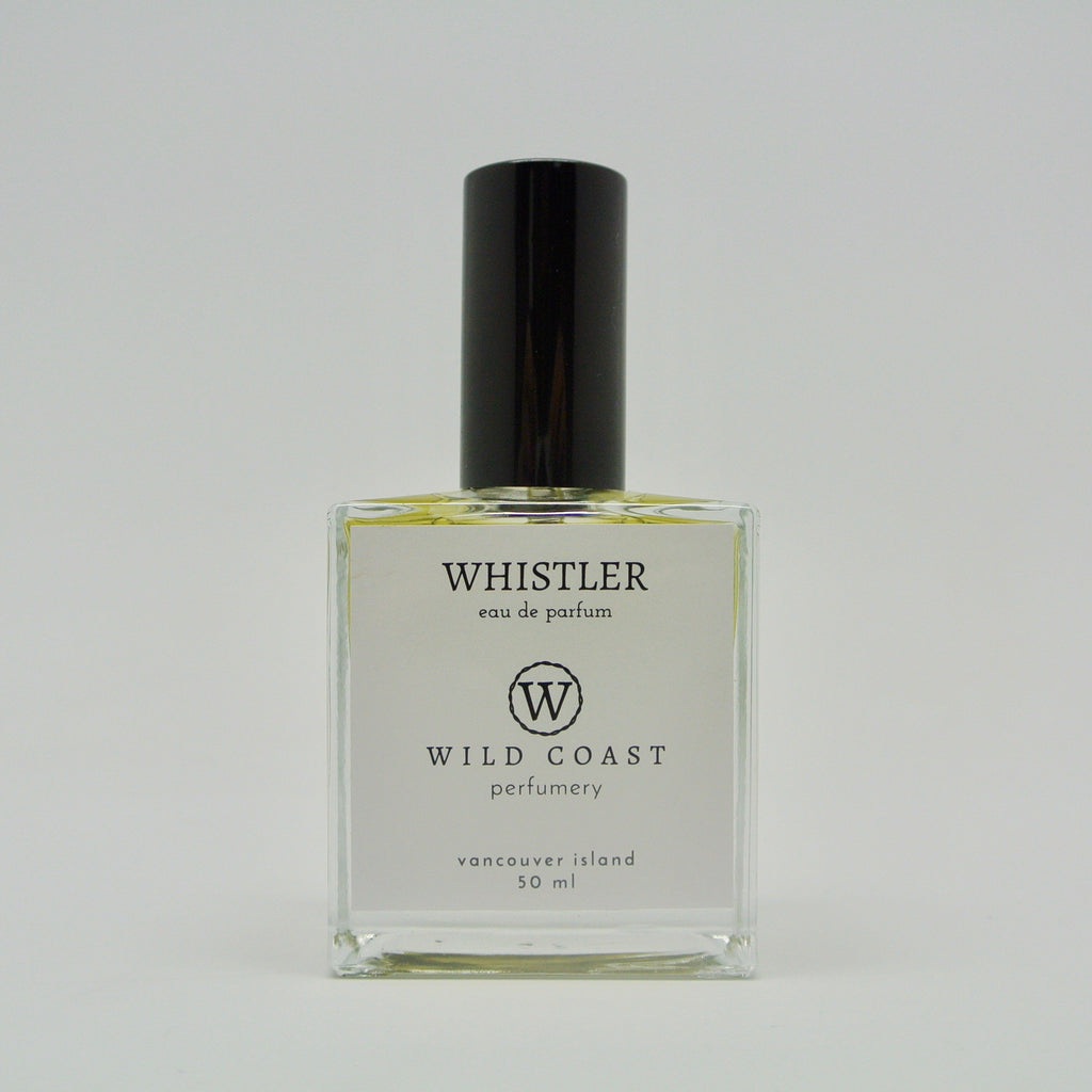 wild coast perfumery eau de parfum 50ml whistler at twang and pearl