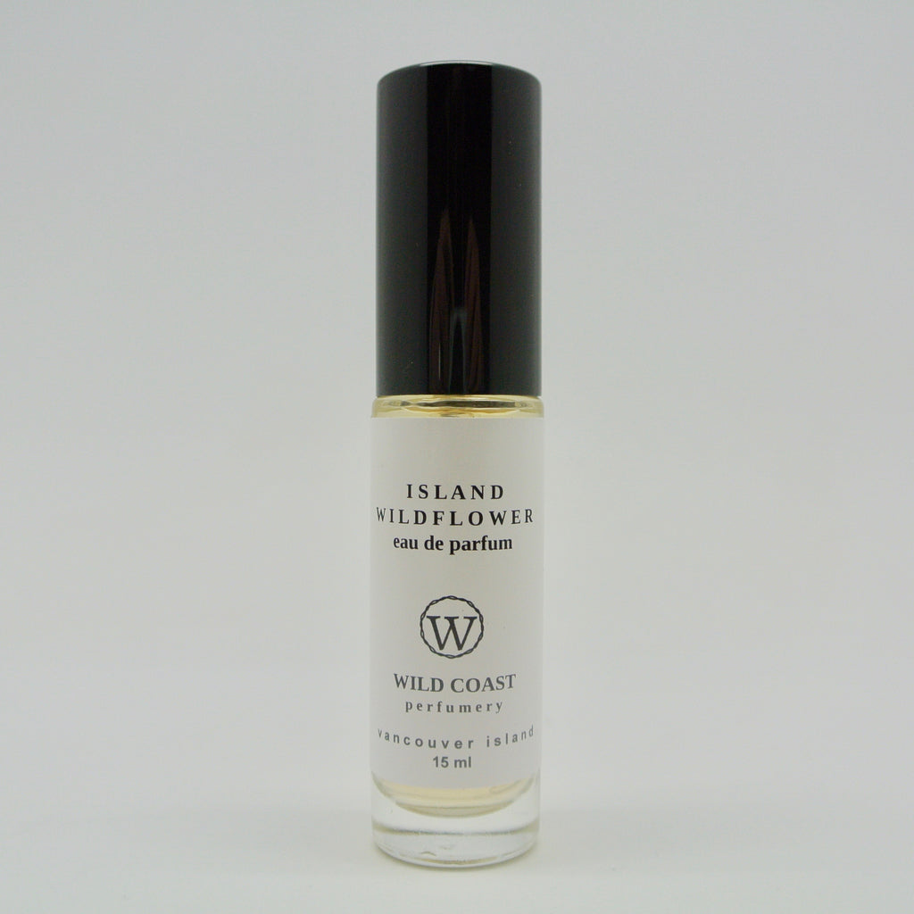 wild coast perfumery island wildflower in 15ml at twang and pearl