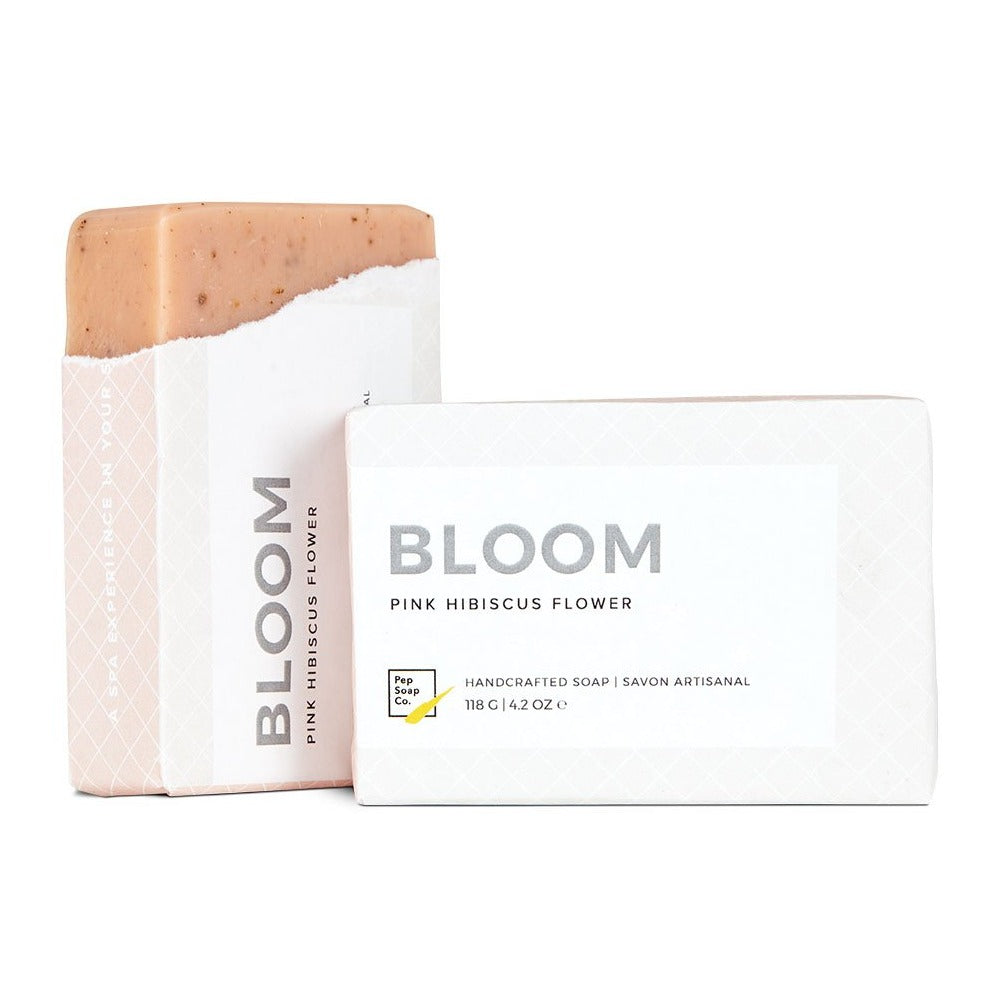 Pep Soap Bar Bloom at Twang and Pearl
