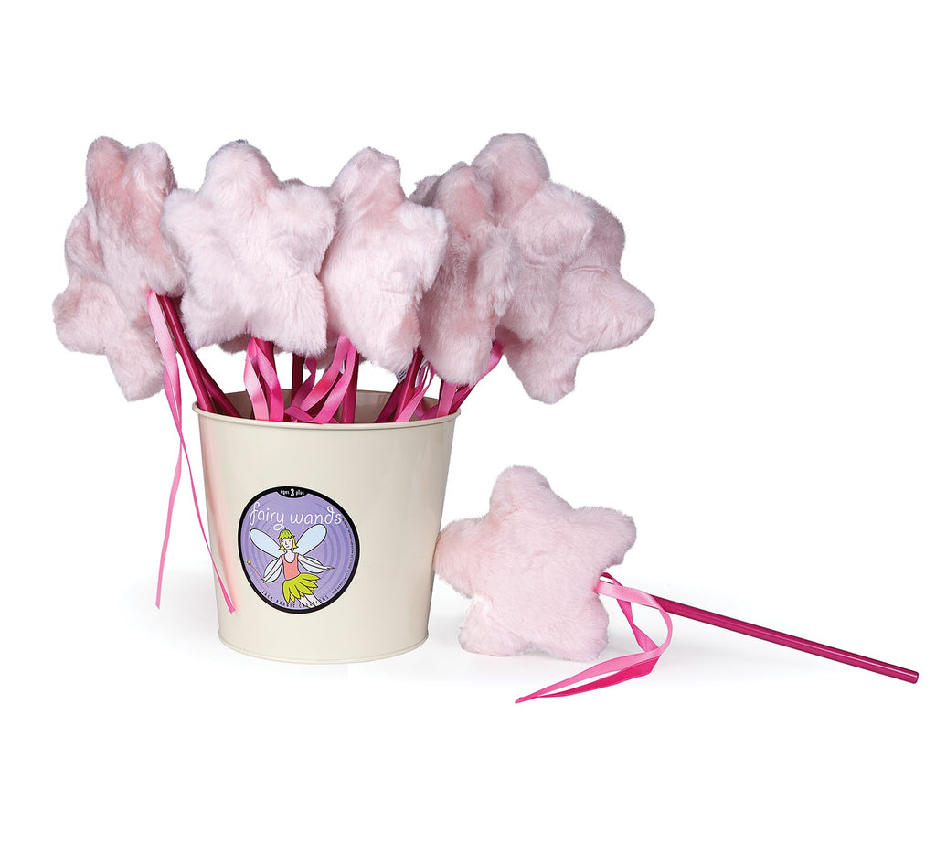 Jack Rabbit - Fluffy Fairy Wand